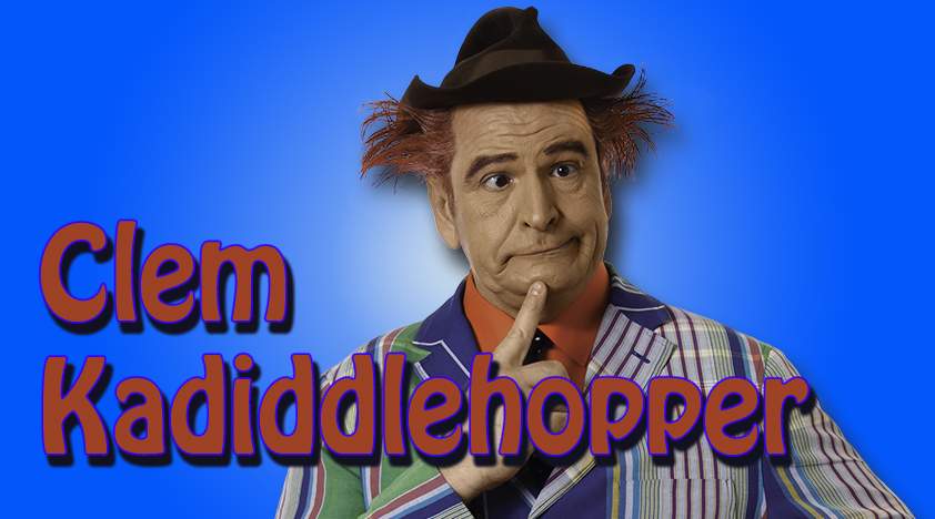 Kadidlehopper, Clem Kadiddlehopper, Skelton Kadidlehopper, Red Skelton Character